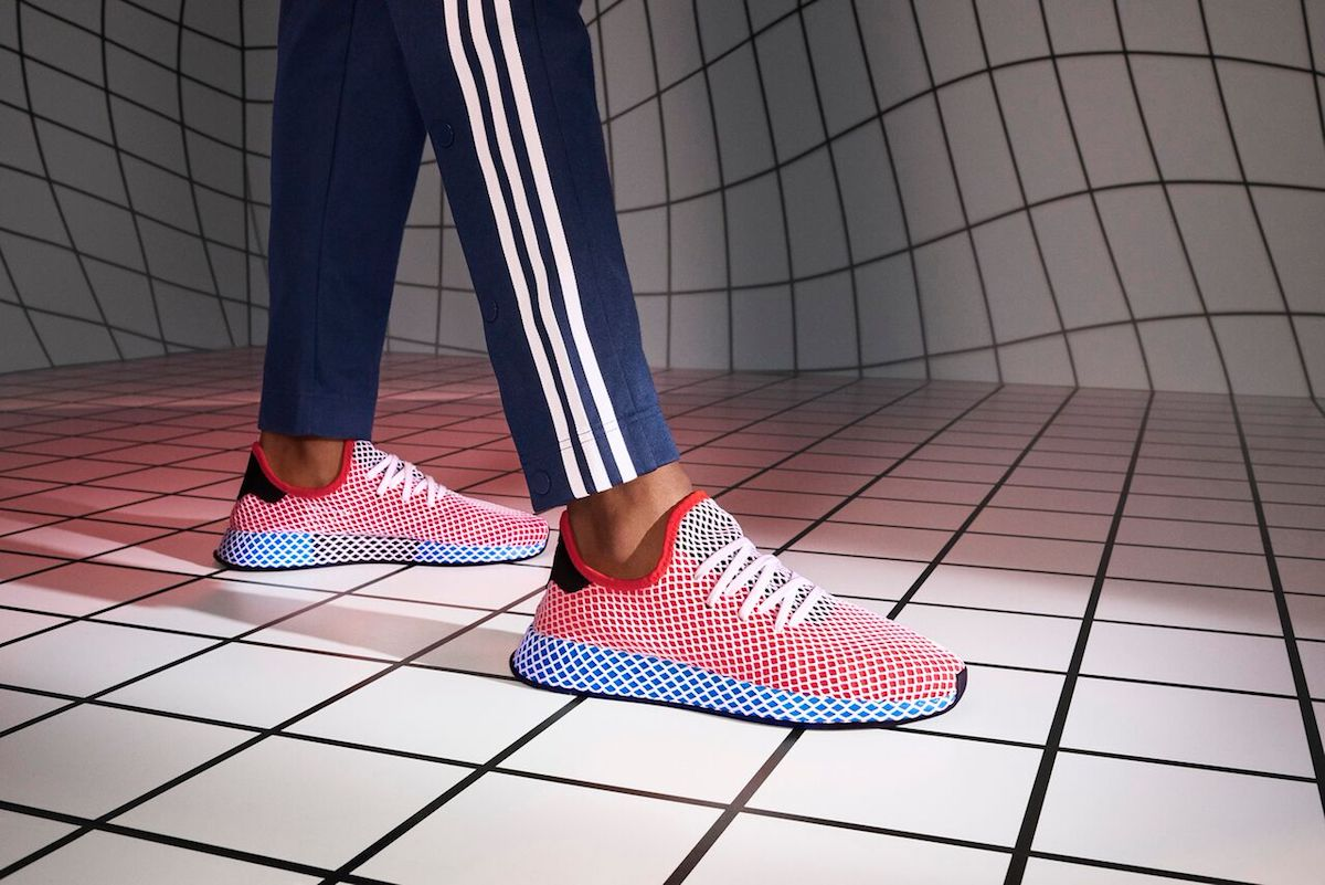 Adidas announces the Deerupt sneaker