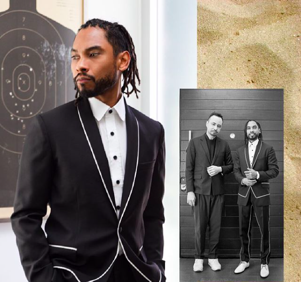 SPOTTED: Miguel Wearing Carlos Campos at The Oscars