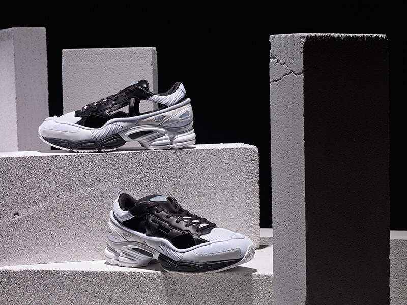 Adidas x RAF SIMONS Limited Editions RS Replicant Ozweego Pack