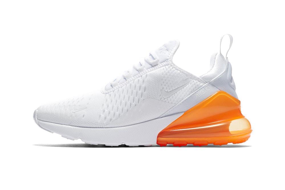 Nike Announce the Air Max 270 'White Pack'