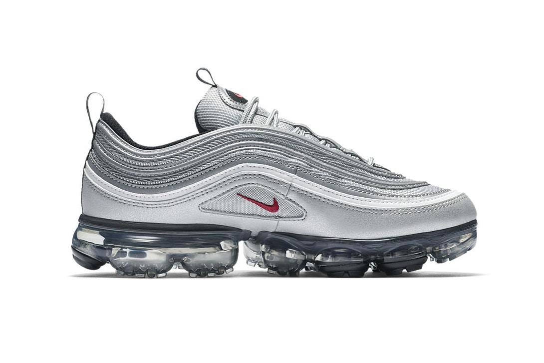 Introducing the Upcoming Nike Air VaporMax 97 'Silver Bullet'