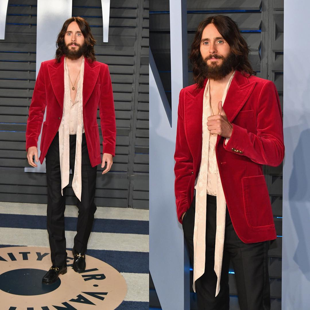 The Best-Dressed Men at the Oscars 2018
