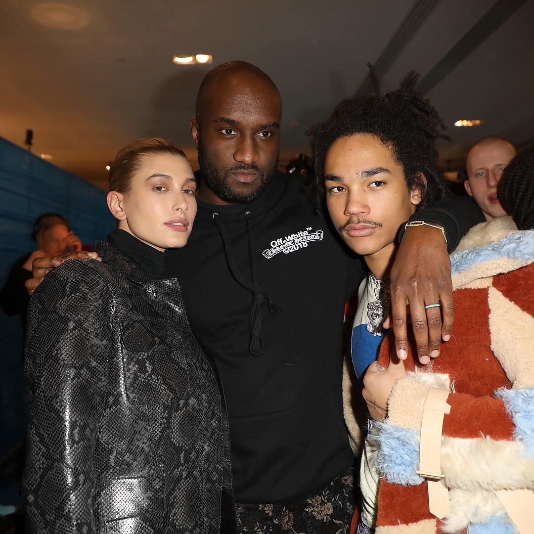 See Who Was Spotted at Off-White's Paris Show