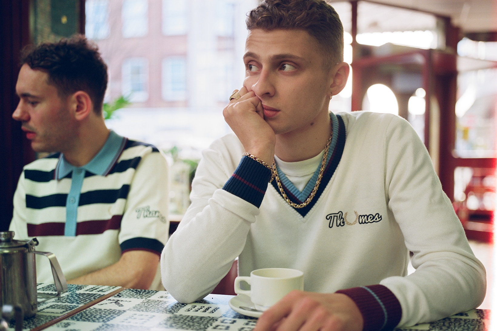 Thames x Fred Perry Spring 2018 Lookbook