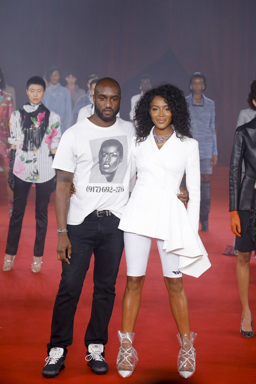 Virgil Abloh Becomes New Artistic Director For Louis Vuitton Menswear