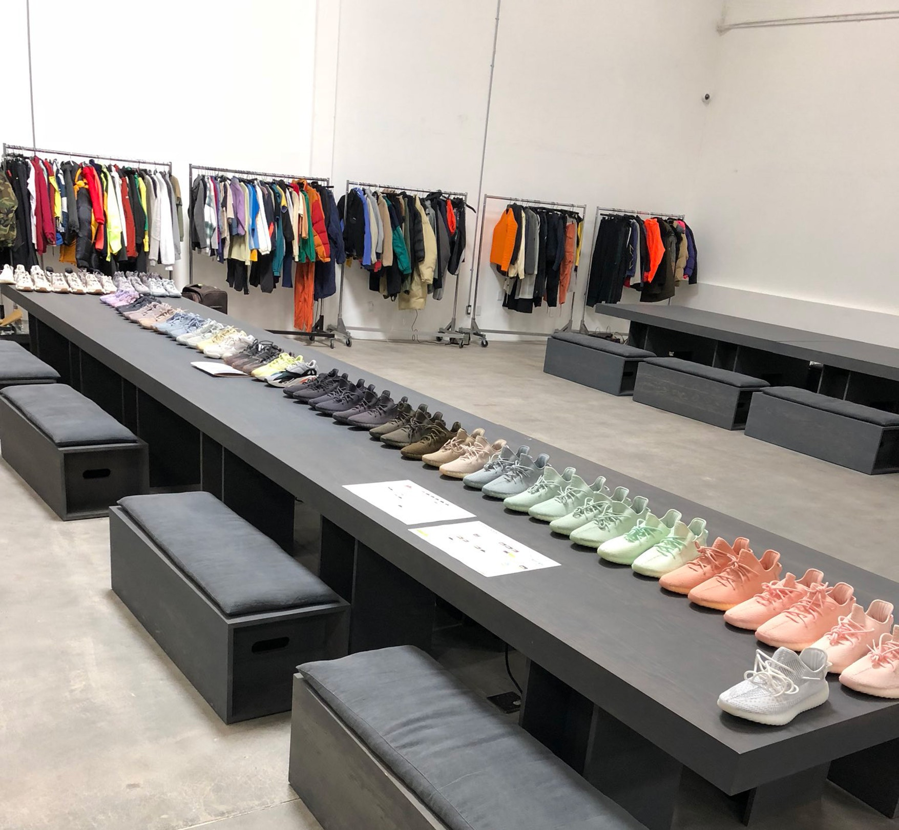 Kanye West Reveals an Array of Unseen YEEZY Sneakers