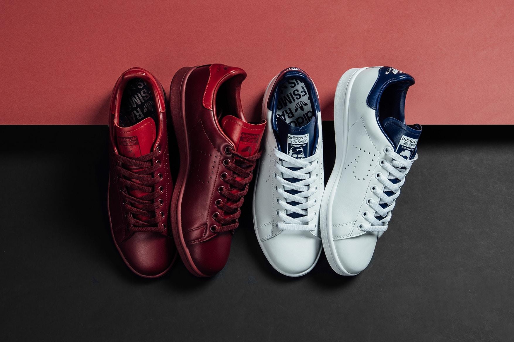 Raf Simons Teams Up with adidas Originals to Drop SS18 Stan Smiths