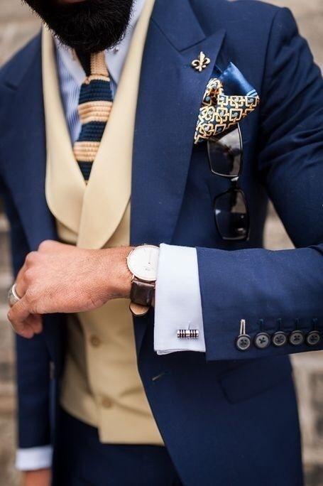 10 Reasons to Wear Cufflinks