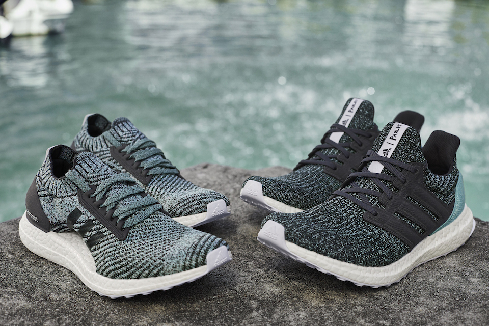 adidas Unveils Their New Ultraboost Parley LTD Sneakers