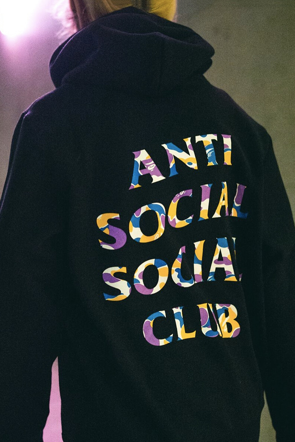 Anti Social Club x BAPE Collaboration Revealed
