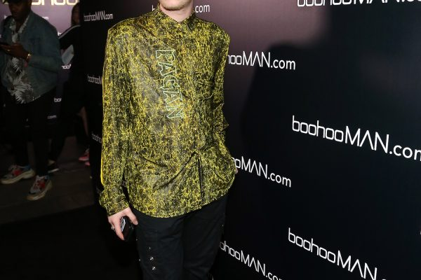 LOS ANGELES, CA - APRIL 11:  Shaun Ross attends French Montana's boohooMAN Party at Poppy on April 11, 2018 in Los Angeles, California.  (Photo by Tommaso Boddi/Getty Images for boohooMAN)