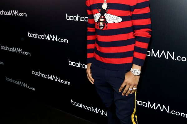 LOS ANGELES, CA - APRIL 11:  Justin Combs attends French Montana's boohooMAN Party at Poppy on April 11, 2018 in Los Angeles, California.  (Photo by Tommaso Boddi/Getty Images for boohooMAN)