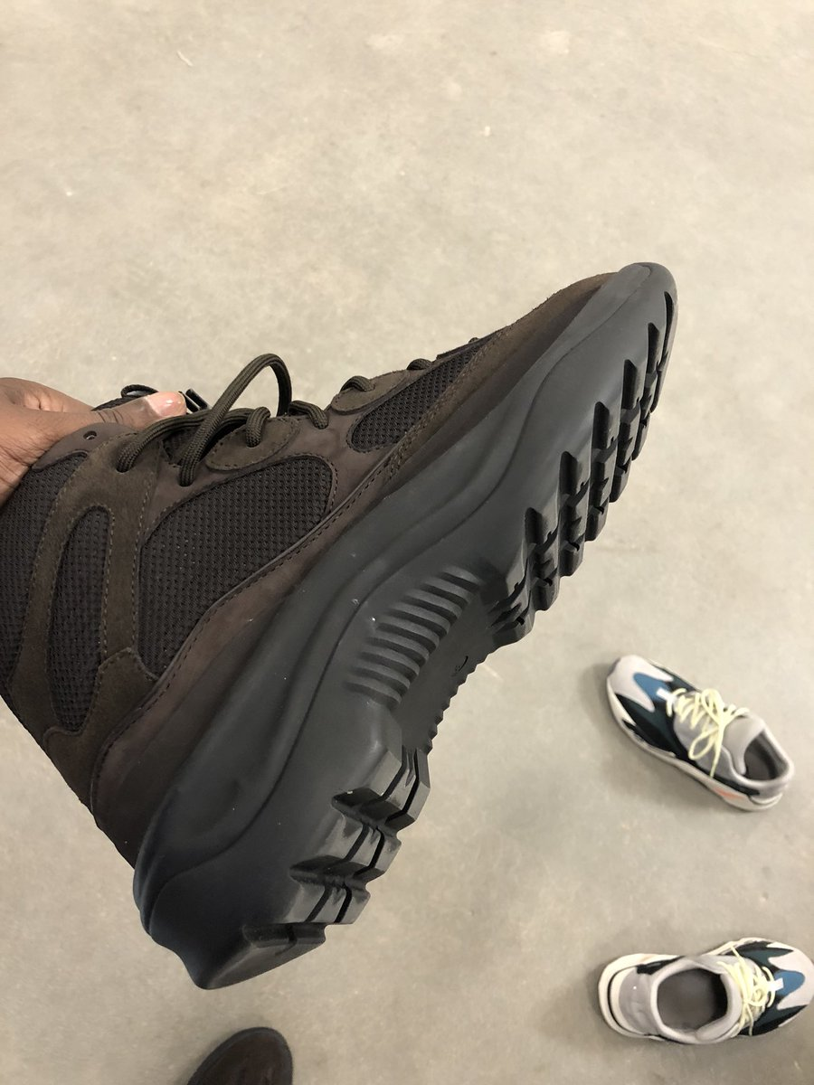 Kanye West Reveals Unreleased YEEZY Rat Boot
