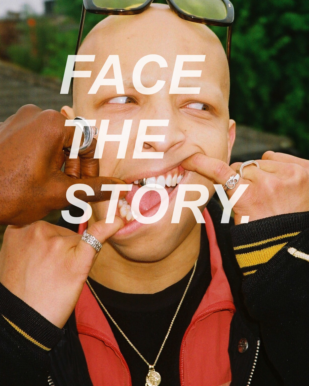 Face The Story by Benji Colson