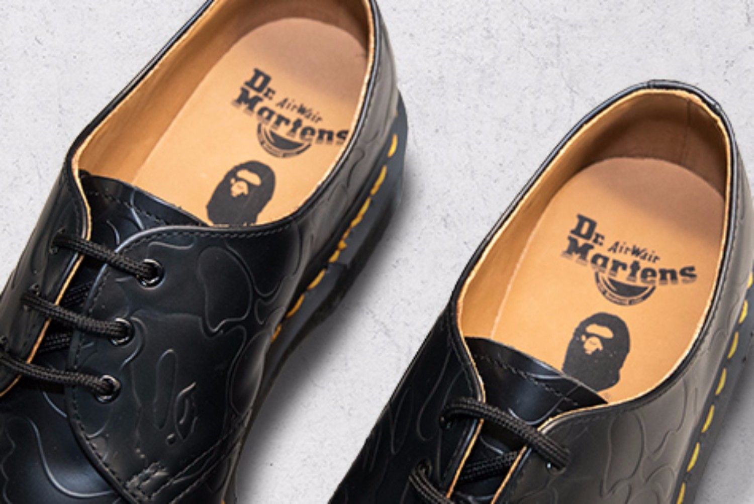 Get Your Hands On This BAPE x Dr. Martens Collaboration Right Now