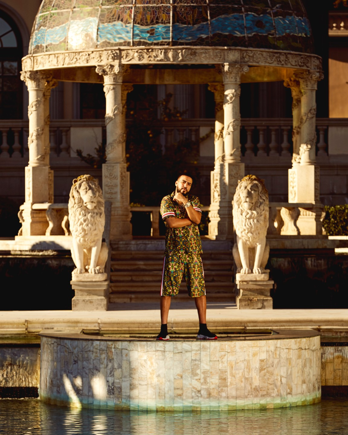 A First Look at French Montana's Collaborative Collection with boohooMAN