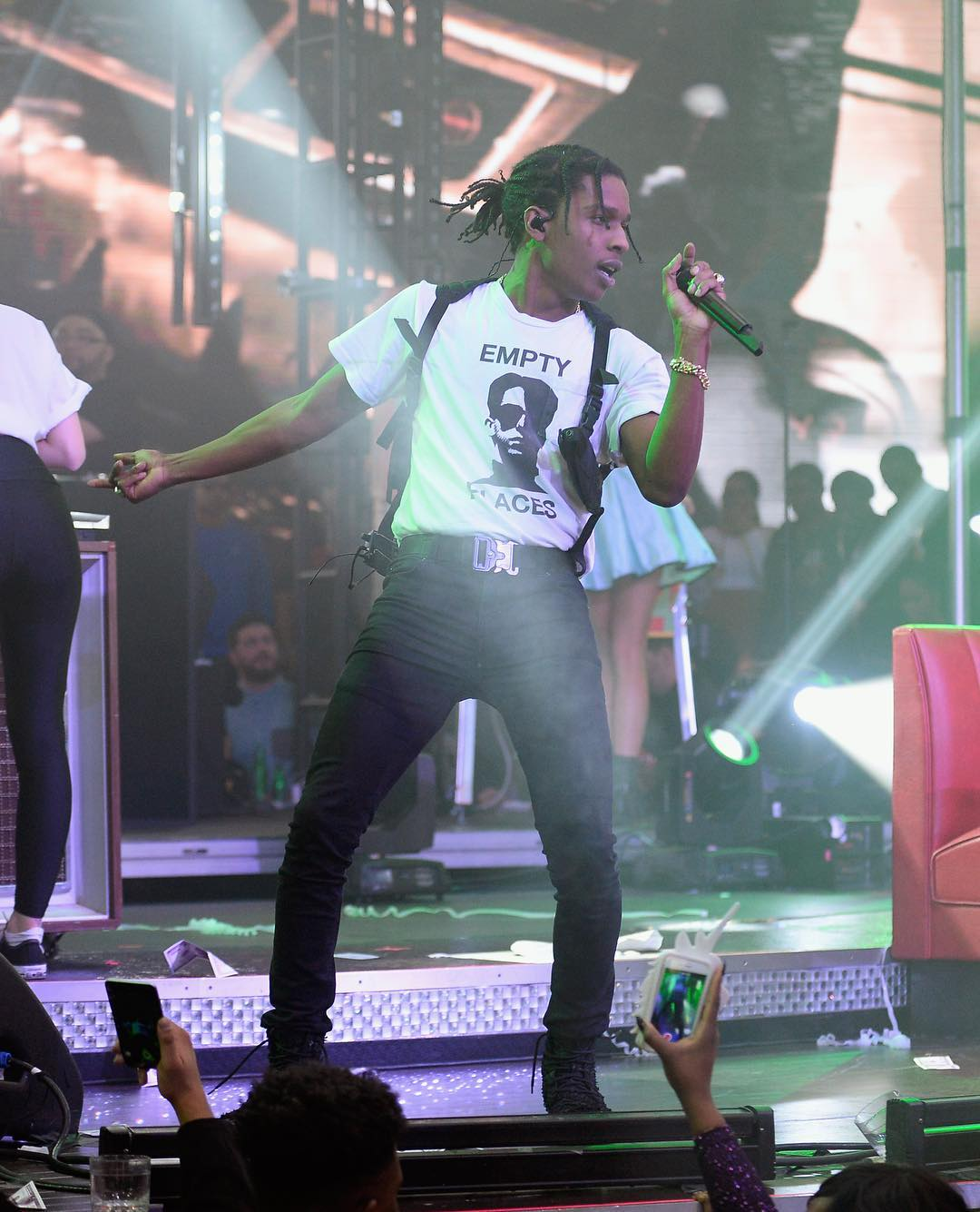 SPOTTED: A$AP Rocky in Midnight Studios, Alyx Studio and Alexander Wang