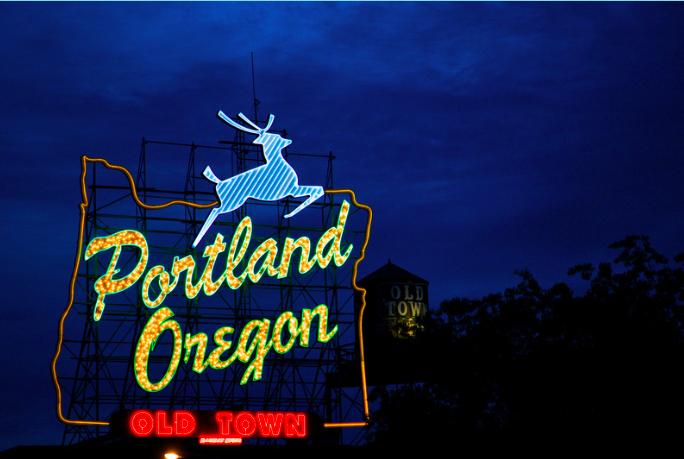 PAUSE Travels: Portland, Oregon
