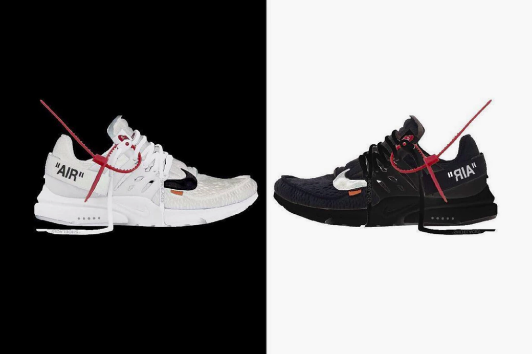 New Virgil Abloh x Nike Air Prestos Sneakers Set to Release