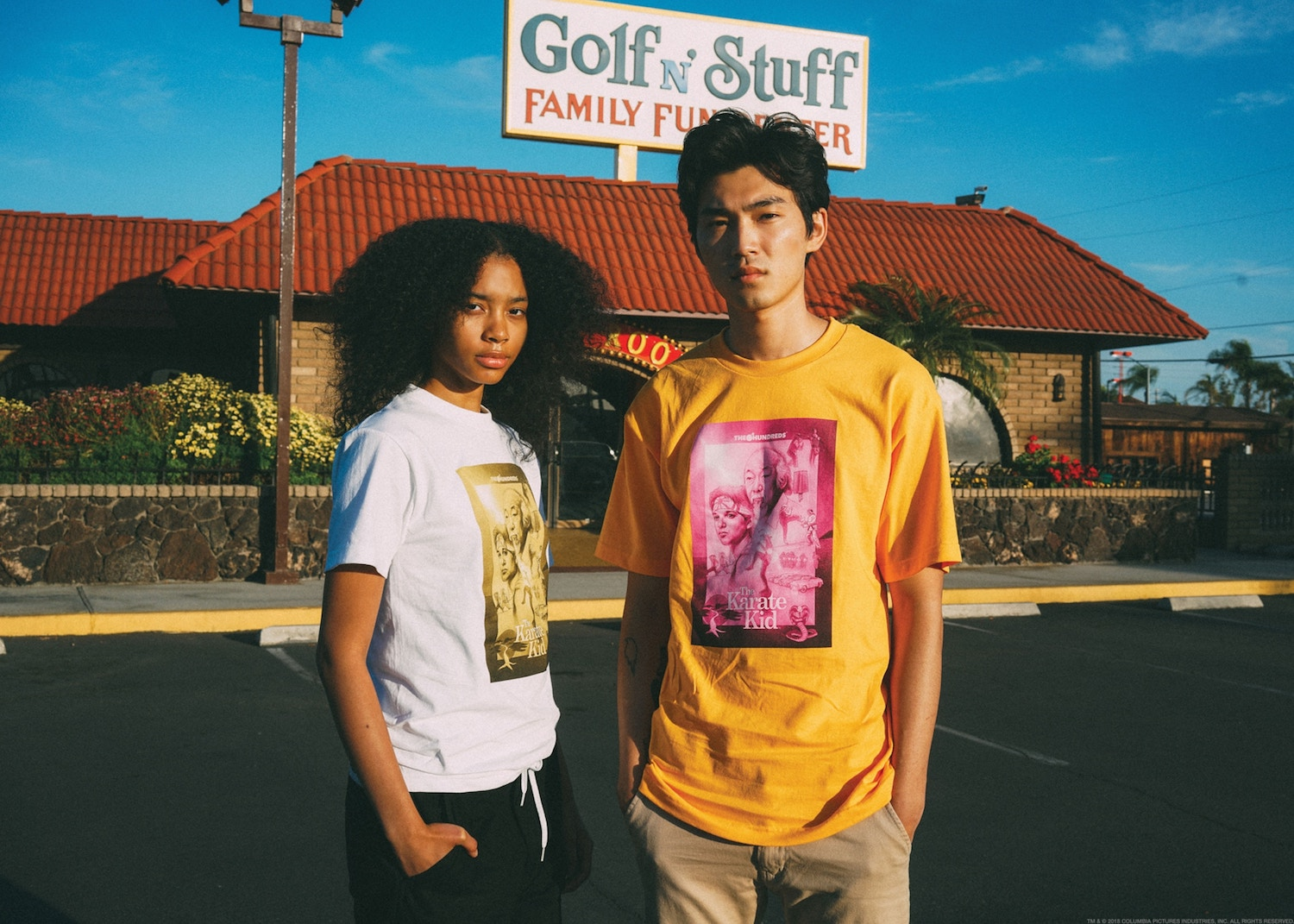 The Hundreds Release 'The Karate Kid' Collection Lookbook in Full