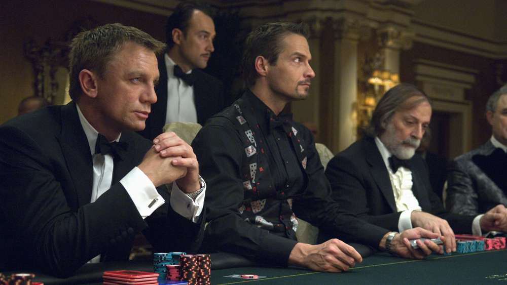 PAUSE Guide: Dressing for a Casino