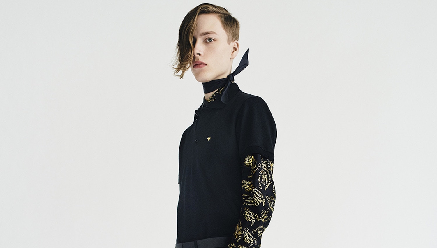 "Dior Homme ""Gold"" Capsule Collection"