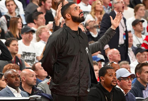 SPOTTED: Drake Sports Billionaire Boys Club Jacket and Adidas ClimaCool Sneakers