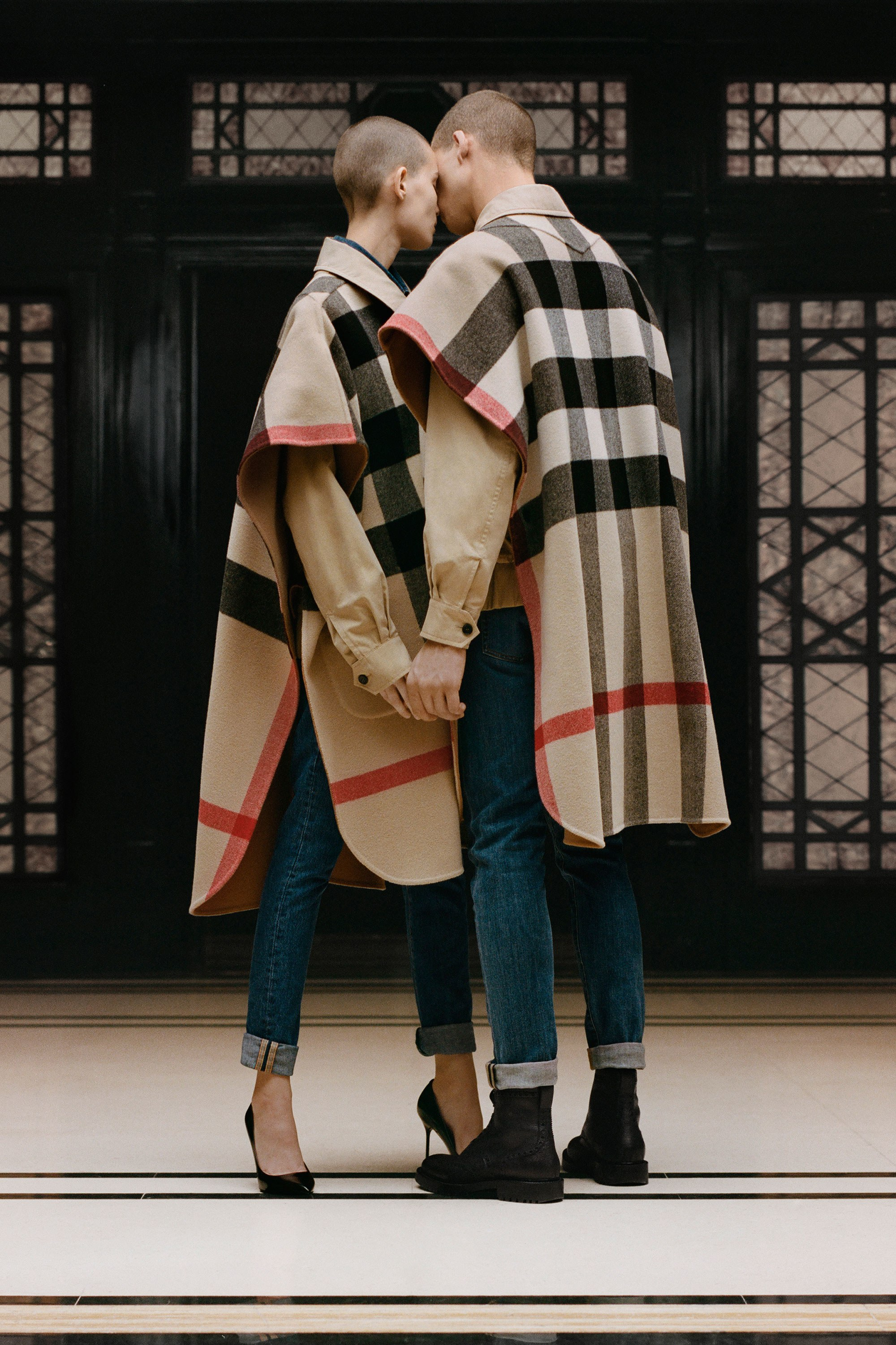 Burberry Teases 2019 Resort Collection