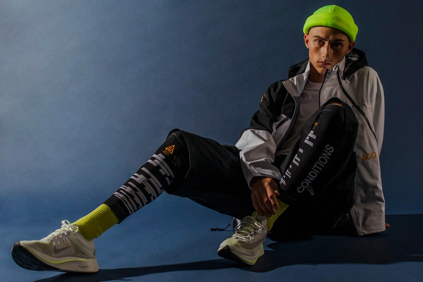 New Editorial Gives a Closer Look at the Functional NikeLab ACG Summer 2018 Collection