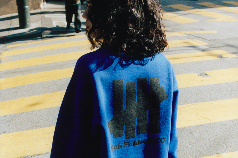 San Francisco Hosts UNDEFEATED for Their Summer 2018 Editorial