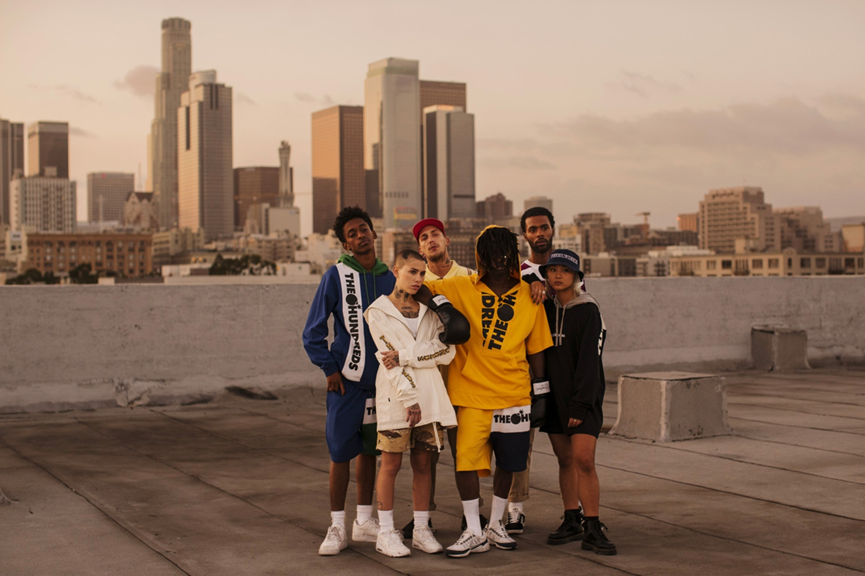 The Hundreds' Draw Inspiration From West Coast Cali for Summer 2018 Collection