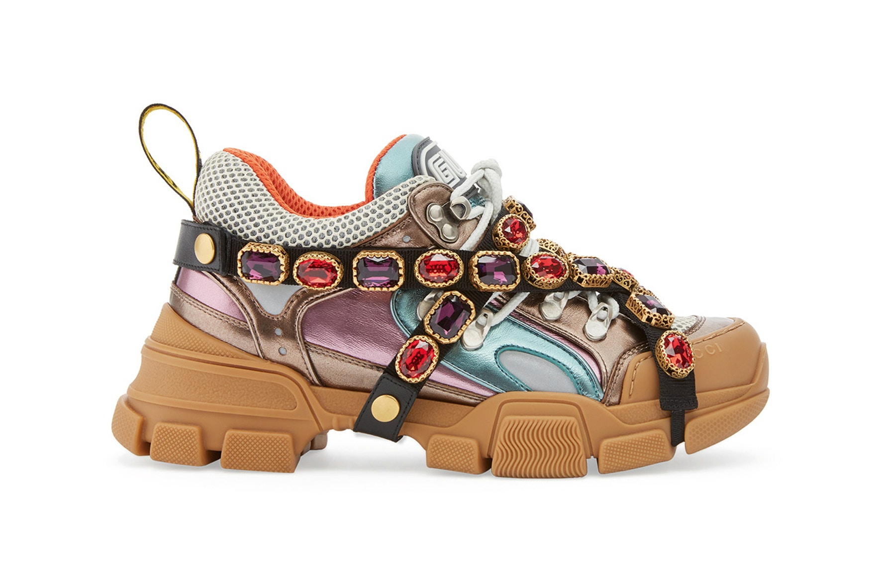 Gucci Fuses Infinity Stones and SEGA into One Chunky Sneaker