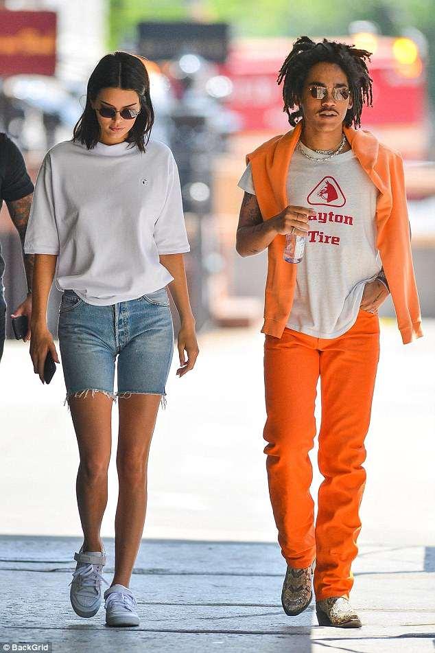 Luka Sabbat & Kendall Jenner