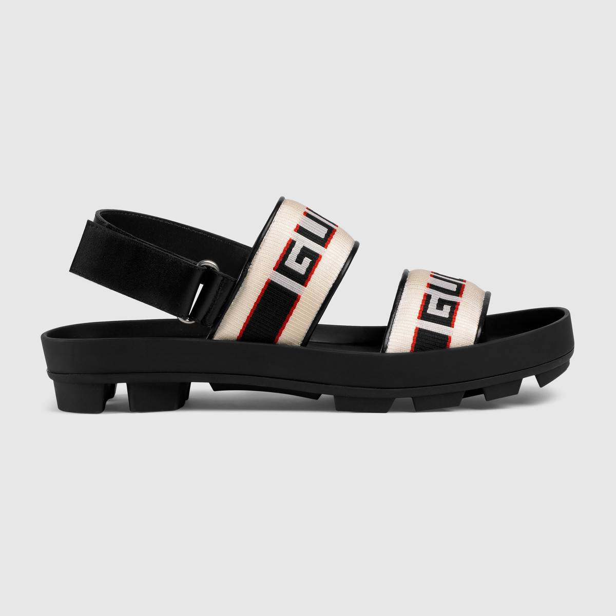 Gucci Drops New Sports Influenced Sandals for Summer