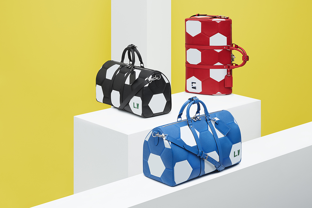 Louis Vuitton Reveals Their 2018 FIFA World Cup Offerings