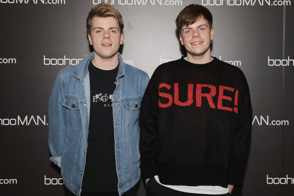 LONDON, ENGLAND - MAY 10:  Niki and Sammy   (R) attend boohooMAN by Dele Alli Launch at Radio Rooftop on May 10, 2018 in London, England.  (Photo by David M. Benett/Dave Benett/Getty Images for boohooMAN) *** Local Caption *** Niki; Sammy