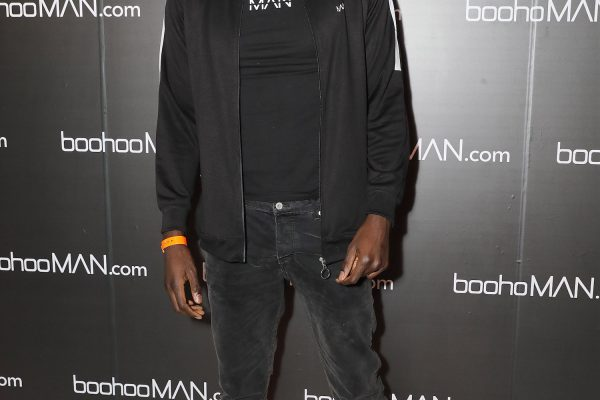 LONDON, ENGLAND - MAY 10:  Lawrence Okolie  attends boohooMAN by Dele Alli Launch at Radio Rooftop on May 10, 2018 in London, England.  (Photo by David M. Benett/Dave Benett/Getty Images for boohooMAN) *** Local Caption *** Lawrence Okolie