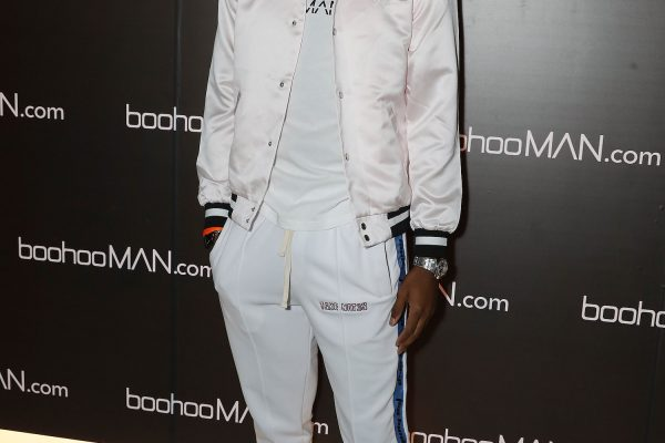 LONDON, ENGLAND - MAY 10:  Not3s attends boohooMAN by Dele Alli Launch at Radio Rooftop on May 10, 2018 in London, England.  (Photo by David M. Benett/Dave Benett/Getty Images for boohooMAN) *** Local Caption *** Not3s