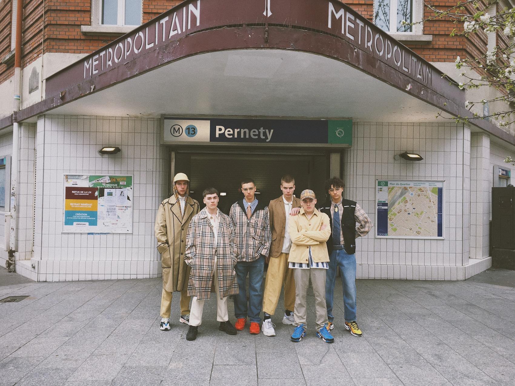 PAUSE Editorial: Pernety Boys