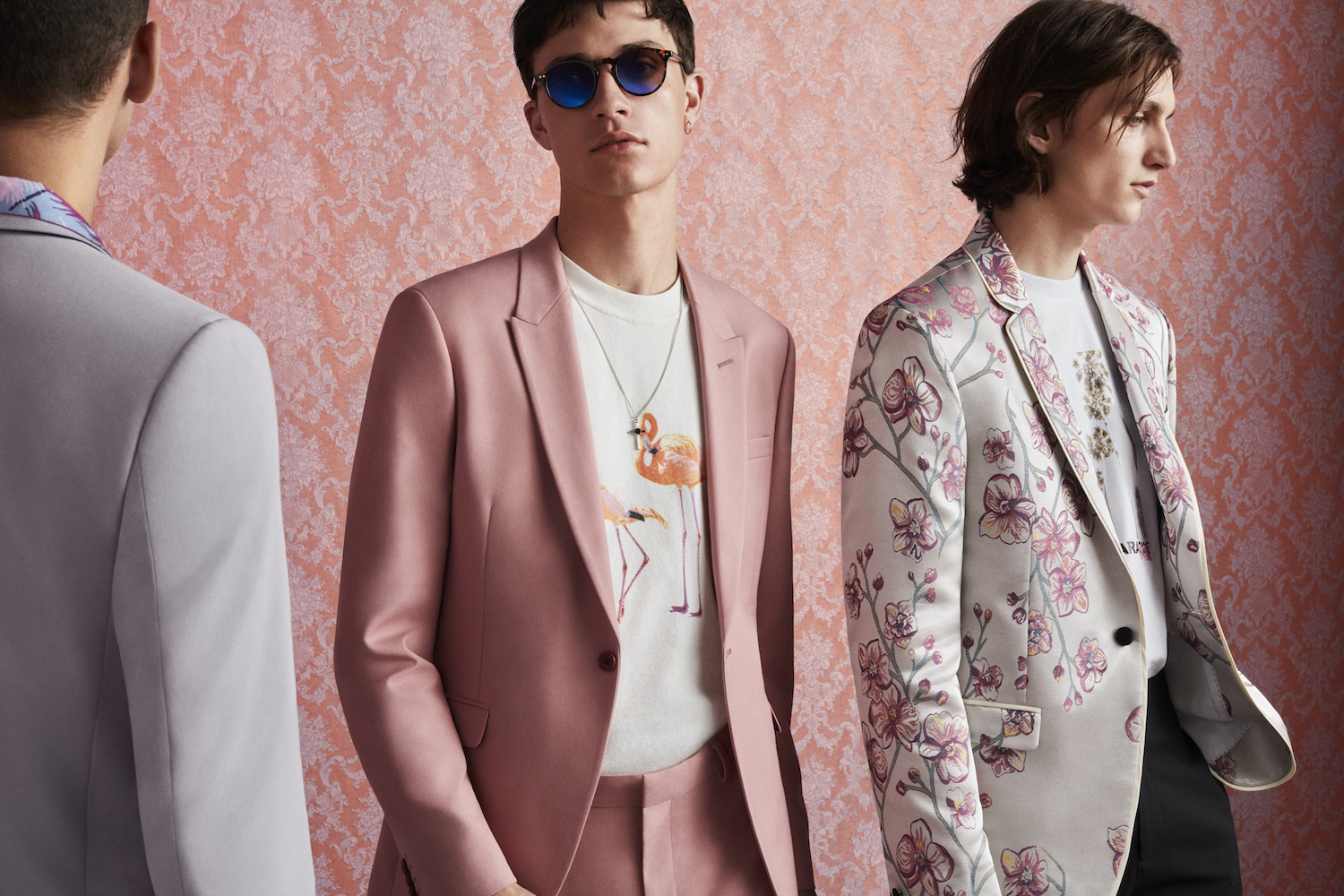 Topman Have Your Summer 2018 Suiting Sorted