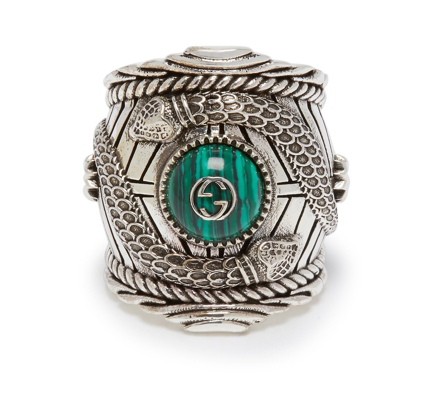 GUCCI Large Gucci Garden ring