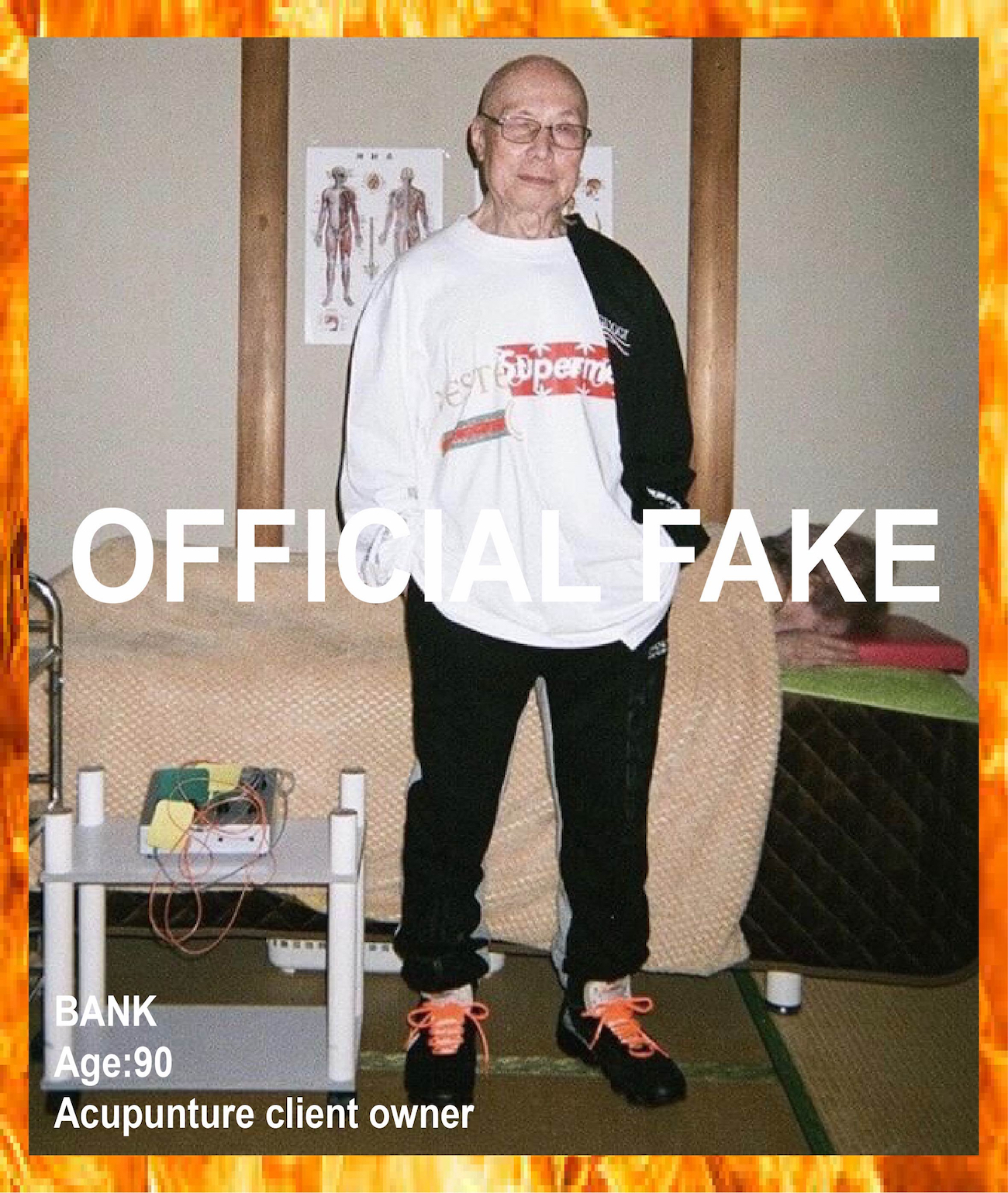 Official Fake Launches New Capsule 2018 Collection