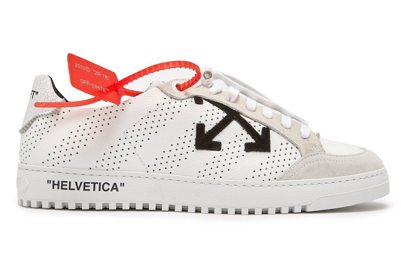 OFF-WHITE LOW 2.0 trainers