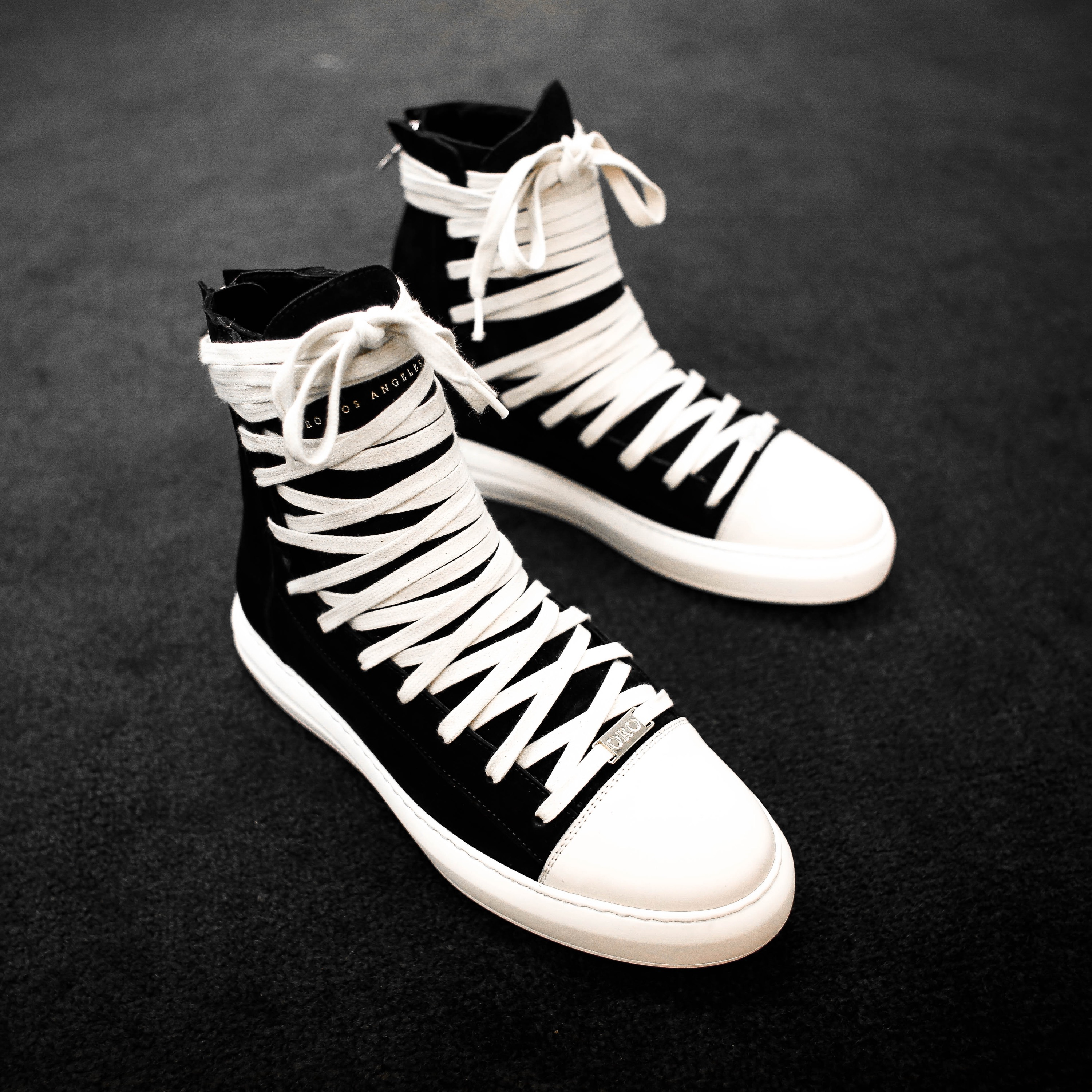 ORO Los Angeles Launches New Sneakers