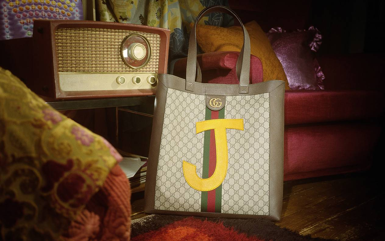 Gucci Launches Online Exclusive DIY Collection