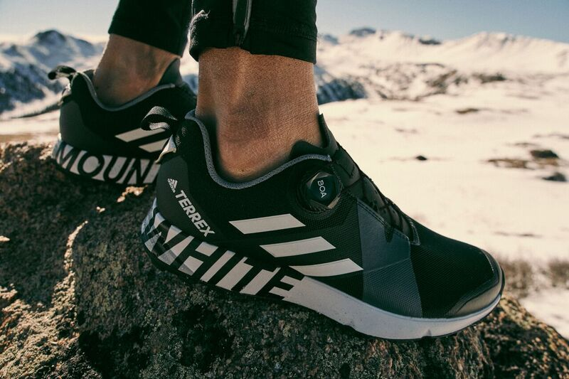 Adidas x White Mountaineering SS18 Sneaker Collaboration