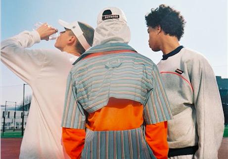 Parisian Streetwear Brand BOYHOOD Team Up With ASiCS