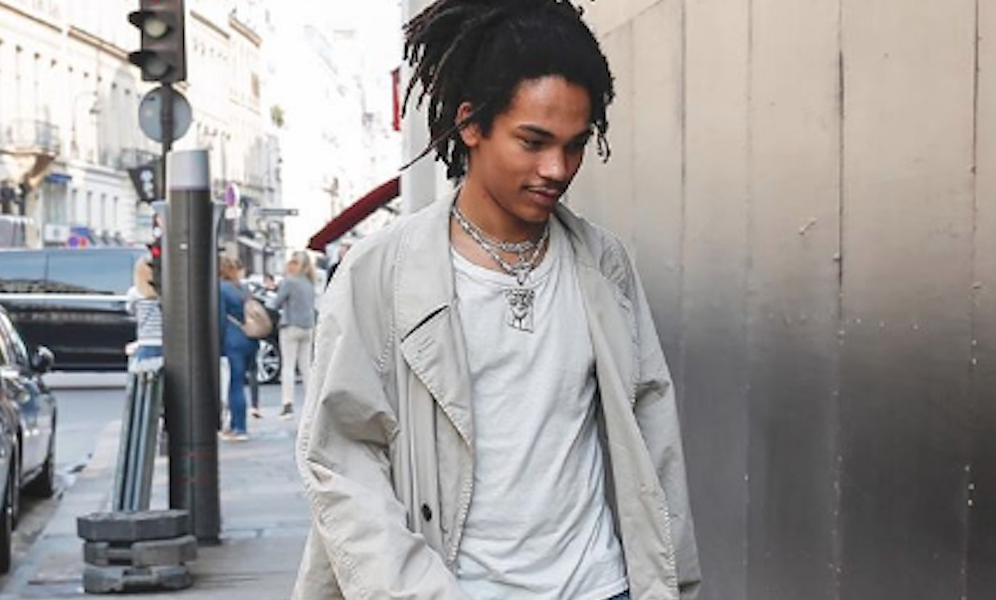 SPOTTED: Luka Sabbat in Margiela Boots