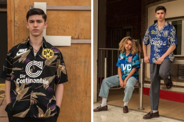 Hybrid Football Shirt Collection