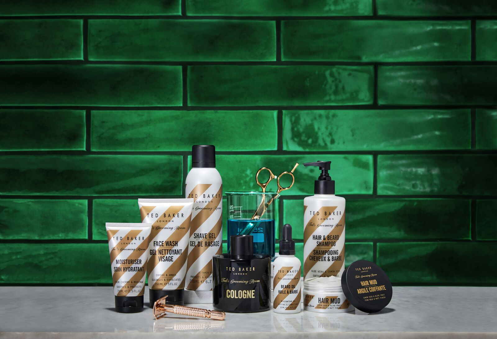 Grooming Products For The Spring Based On Scent